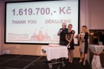 The Night of the 100 Percenters, generates 1.6 million CZK for C4C!